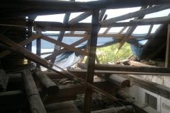 Foto 4/19: Problematické nároží střechy, 7 2012