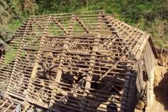 Foto 4/29: Oprava stodoly