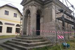 Foto 2/10: Při zahájení stavby, 6/2014