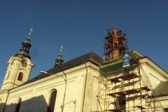 Foto 7/8: Průběh oprav 2011