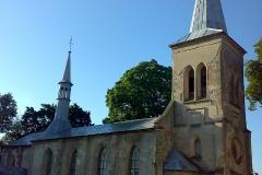 Foto 1/30: Stav krovu a střechy lodi a presbytáře před zahájením oprav - 2010