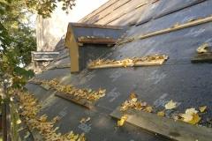 Foto 10/30: Obnovené vikýře na lodi kostela - 2011