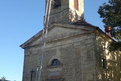 Foto 5/14: Průběh oprav 2011
