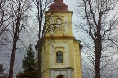Foto 10/10: Čelní pohled na opravenou věž