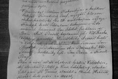 Foto 4/10: Jeden z dokumentů vyjmutých z makovice hlavní věže