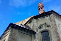 Foto 6/28: Presbytář s věží
