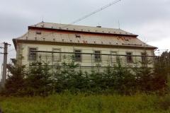 Foto 1/23: Hlavní budova před opravou 2010