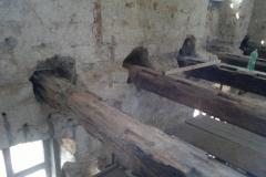 Foto 7/23: Průběh opravy stropu 2011