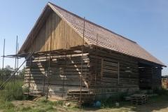 Foto 15/23: Stodola po dokončení, 8 2012