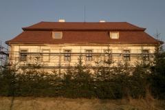 Foto 5/23: Dokončená oprava střechy 2011