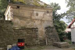 Foto 1/22: Márnice před opravou - S stěna, 8 2012