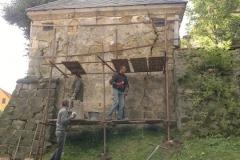 Foto 2/22: Márnice před opravou - Z stěna, 8 2012