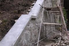 Foto 5/8: Jedno z výtokových křídel před dokončením