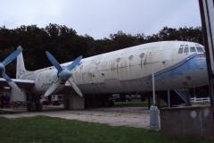 Foto 7/13: Letadlo před otryskáním
