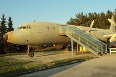 Foto 9/13: Dokončené otryskání Letadla