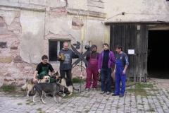 Foto 7/16: Pivovarská korouhev před osazením