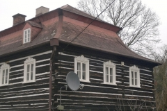 Foto 2/12: JZ nároží před zahájením oprav, 2/2014