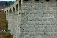 Foto 3/4: Spárování mostu