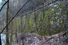 Foto 7/12: Zeď 2 před zahájením