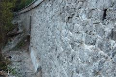 Foto 3/12: Zeď 1 před dokončením