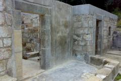 Foto 2/15: Očištěný a vyspárovaný kámen