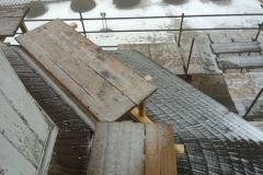 Foto 9/16: Střecha před zahájením opravy, 3/2016