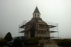 Foto 10/16: Kaple před zahájením oprav roku 2016, 3/2016