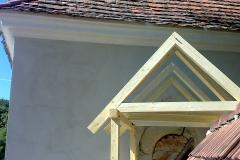 Foto 5/19: Nástavba k věži pro její následné zpřístupnění